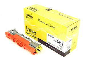 Toner BROTHER TN 241 YELLOW  ( TN241Y ) LAMBDA