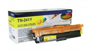 Toner BROTHER TN-241 YELLOW  ( TN241Y )